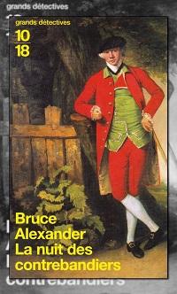 ALEXANDER Bruce – La nuit des contrebandiers