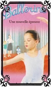 BARBER Antonia – Ballerine 5, Une nouvelle épreuve