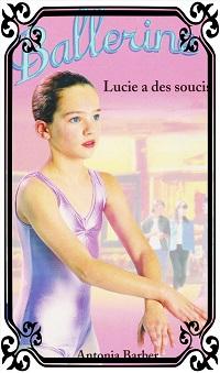 BARBER Antonia – Ballerine 9, Lucie à des soucis