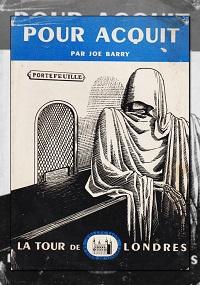 BARRY Joe – Pour acquit