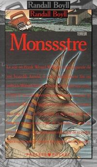BOYLL Randall – Monssstre
