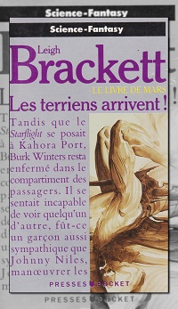BRACKETT Leigh – Les terriens arrivent !
