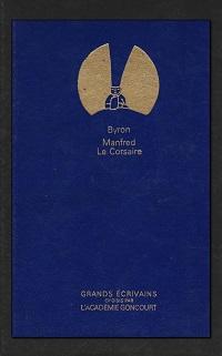 BYRON – Manfred suivi de Le Corsaire