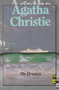 CHRISTIE Agatha – Mr Brown -Club des Masques 68