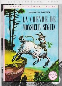 La chèvre de Monsieur Seguin d'Alphonse DAUDET– Mini rose