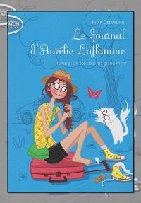 DESJARDIN India – Le Journal d'Aurélie Laflamme Tome III – Michel Lafon