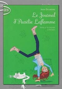 DESJARDIN India – Le Journal d'Aurélie Laflamme Tome IV – Michel Lafon