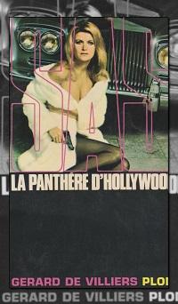 DE VILLIERS Gérard – SAS La panthère d'Hollywood - Plon