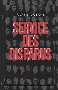 DUBOIS Alain – Service des disparus – France Loisirs