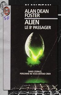 FOSTER Alan Dean – Alien le 8e passager