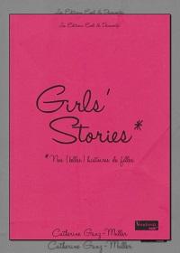 GANZ-MULLER Catherine – Girl's stories – Eveil & découvertes