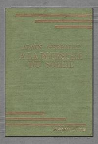 GERBAULT Alain – A la poursuite du soleil - Hachette