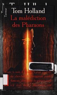 La malédiction des Pharaons de Tom HOLLAND, Pocket