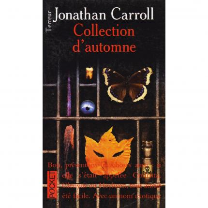Carroll Jonathan Collection d automne éditions Pocket - culture okaz
