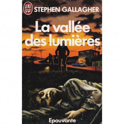 GALLAGHER Stephen – La vallée des lumières – J'ai Lu face - bouquinerie en ligne culture okaz