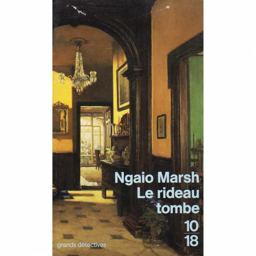 Le rideau tombe de Ngaio MARSH