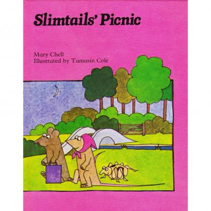 CHELL Mary – Slimtail's picnic – Adam and Charles Black London face - Bouquinerie indépendante en ligne culture okaz