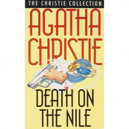 CHRISTIE Agatha – Death on the Nile - Fontana Collins de 1990 Face - Bouquinerie en ligne culture okaz