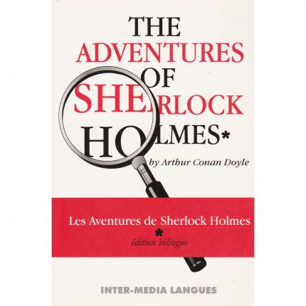 CONAN DOYLE Arthur – The Adventures of Sherlock Holmes Idégraf Collection Inter-Média  1998 Face - Bouquinerie en ligne culture