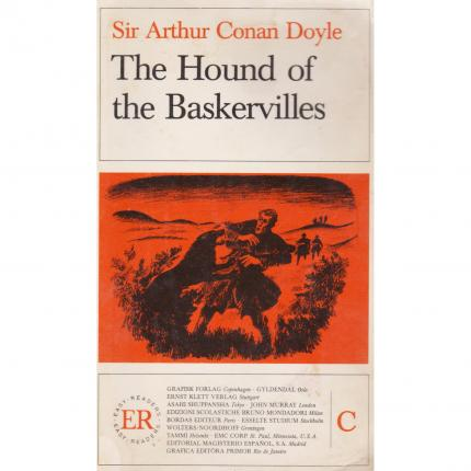CONAN DOYLE Sir Arthur – The Hound of the Baskervilles Face - Bouquinerie en ligne culture okaz
