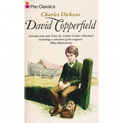 DICKENS Charles – David Copperfield - Pan Classics de 1976 Face - Bouquinerie en ligne culture okaz