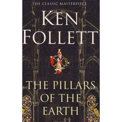 FOLLET Ken, The pillars of the earth – Pan Books 2007 Face - Bouquinerie en ligne culture okaz