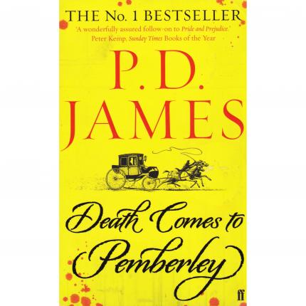 JAMES P.D., Death comes to Pemberley – faber and faber 2012 Face - Bouquinerie en ligne culture okaz