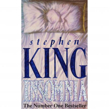 KING Stephen, Insomnia – New English Library 1994 Face - Bouquinerie en ligne culture okaz