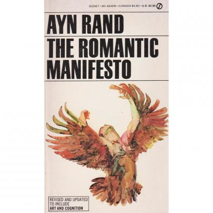 RAND Ayn– The romantic manifesto – Editions New American Library Face - Bouquinerie en ligne culture okaz