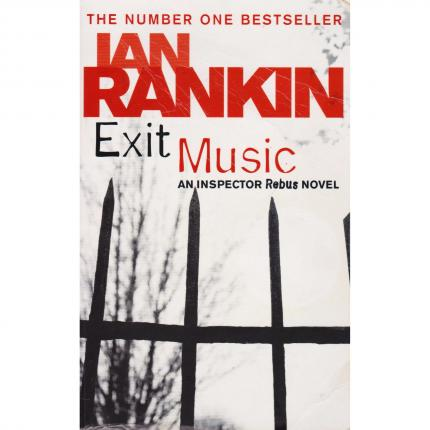 RANKIN Ian, Exit Music – Orion Books 1986 Face - Bouquinerie en ligne culture okaz