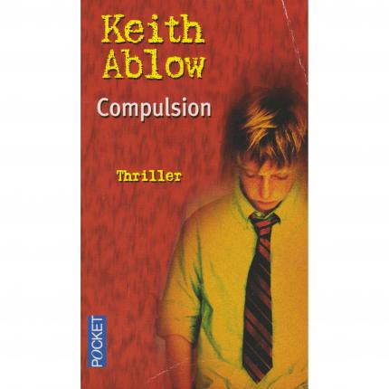 ABLOW Keith - Compulsion - Couverture - Bouquinerie en ligne culture okaz