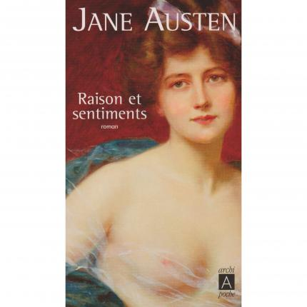 AUSTEN Jane – Raison et sentiments - Couverture - Livre occasion Bouquinerie culture okaz