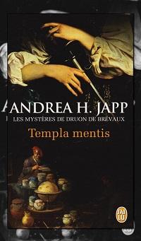 Templa mentis d'Andrea H. JAPP, J'ai lu