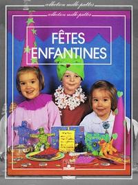 KIRK-JENSEN Marie-France - Fêtes enfantines