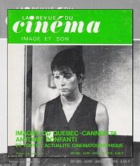 La revue du cinéma, Image et son numéro 285 juin-juillet 1974