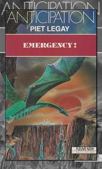 LEGAY Piet – Emergency ! – Fleuve Noir