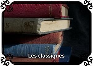 Catégorie Livres classiques et théâtre