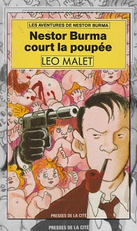 MALET Léo – Nestor Burma court la poupée – Presses de la Cité