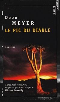 MEYER Deon – Le pic du Diable
