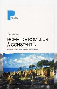 ROMAN Yvan – Rome, de Romulus à Constantin