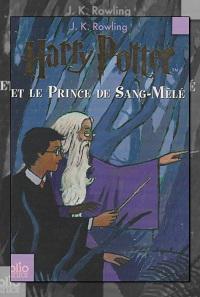 ROWLING J.K. – Harry Potter et Le prince de Sang-Mêlé - Folio