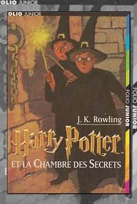 ROWLING J.K. – Harry Potter et la chambre des secrets - Folio