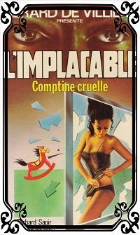 SAPIR et MURPHY – L'Implacable 23, Comptine cruelle
