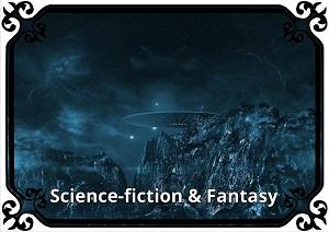 Catégorie science-fiction et fantasy