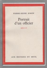 SIMON Pierre-Henri – Portrait d'un officier – Seuil