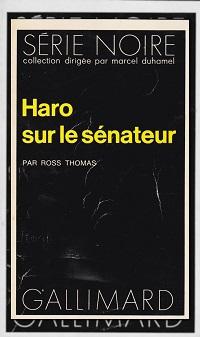 THOMAS Ross - Haro sur le sénateur